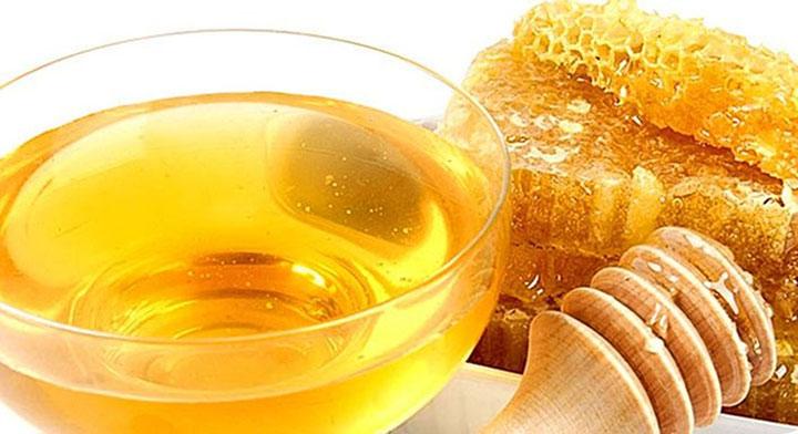 Мед из пыльцы горчицы