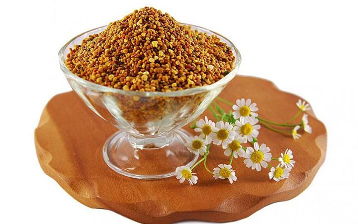 Пыльца в вазе