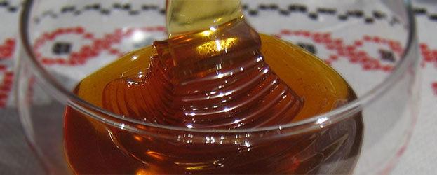 Цвет кориандрового меда