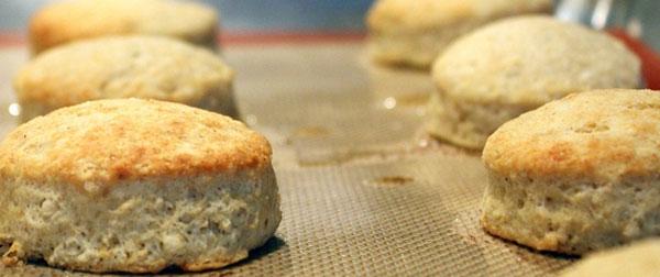 Медовое простое печенье
