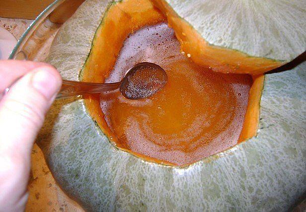 Лечебное лакомство из тыквы