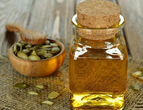 Мед и семена тыквы