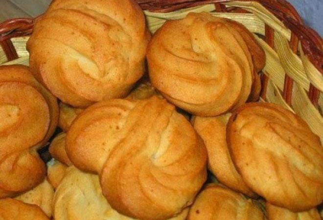 Воздушное медовое печенье