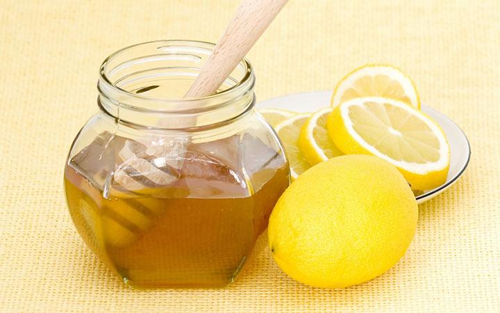 Лимон для растапливания меда