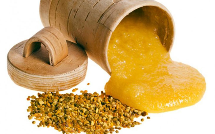 Перга и мед