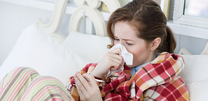 Простуда у ребенка в домашних условиях