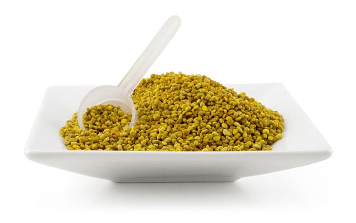 Пыльца в тарелке