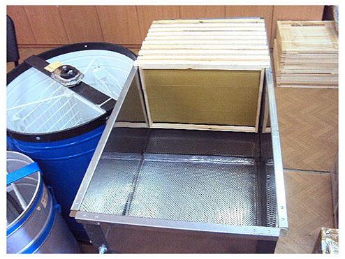 Стол для распечатки рамок-4