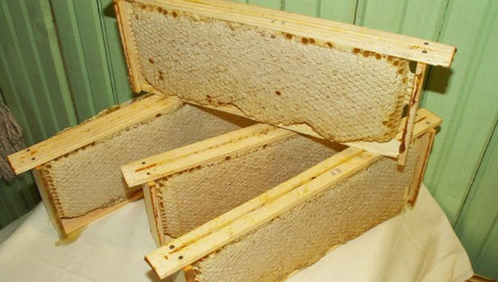 Рамки с медом