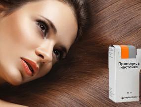 Прополис для здоровья волос