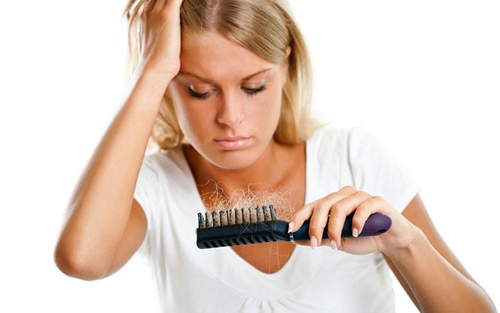 Выпадающие волосы